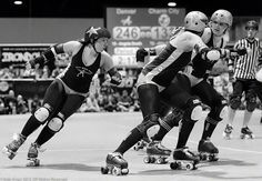 5 Reasons to Love Roller Derby