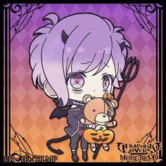 Diabolik lovers halloween twitter icons 2015 02