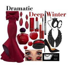 Dramatic-Deep Winter