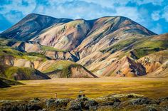 The colourful Landmannalaugar Photo by Kenneth McDowell — National Geographic Your Shot