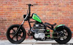 """Holey Roller"" Yamaha XS 650 by TC Bros"