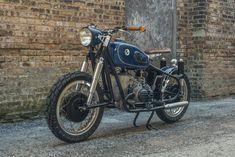 1958 BMW R50 // Blue Baron - Analog Motorcycles