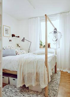 IKEA Deutschland | GJÖRA Bettgestell http://www.ikea.com/de/de/catalog/products/S19129989/ #Schlafzimmer #Schlafzimmertrend #Bettgestell #Holz #Schlafzimmerinspiration