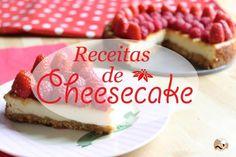 Top 16 das receitas de Cheesecake