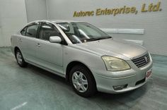 Japanese vehicles to the world: 2003 Toyota Premio X L Package for Uganda to Momba...