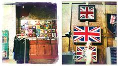 Blitz vintage - London