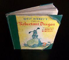 Vintage Disney Classic  Walt Disney's Story by MoonkittensTimeline, $32.00