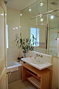 Bathroom design idea-Home and Garden Design Ideas