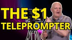 1$ Teleprompter Method
