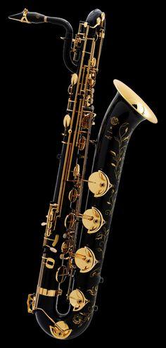 Selmer Paris Series III Black Lacquer Baritone Saxophone