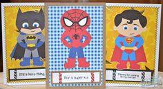 SHORTY CREATIONS: Hero Thing...Created using Superhero Trio Cutting Files (print and cut)