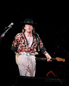 Stevie Ray Vaughan 1989 - Google Search