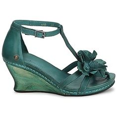 Sandalen Neosens TREPAT FLOR Turquoize