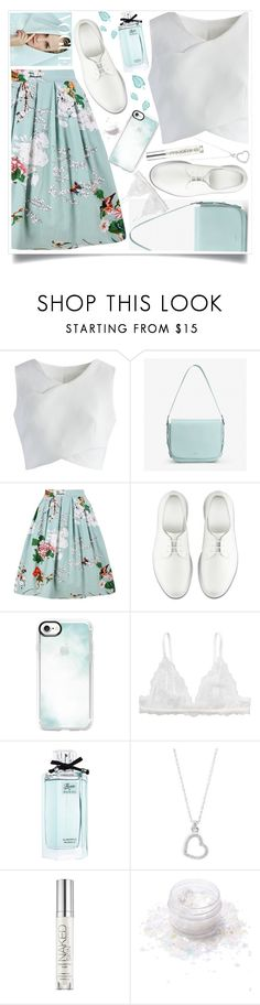 """style"" by lena-volodivchyk ❤ liked on Polyvore featuring Chicwish, Casetify, Monki, John Hardy, Urban Decay and Lunautics"