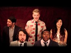 Pusher Love Girl - Pentatonix (Justin Timberlake Cover) Most amazing thing i have ever heard seriously