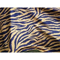 10 Zebra Design Overlays - 150 x 150 cm for