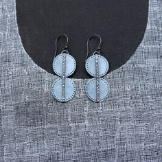 Doubly Fun Earrings by MUSIBATTY on Etsy