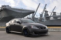 Sweetest Lexus IS I have ever seen, to date!!