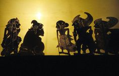 Bali Indonesia Holiday Travels: The Balinese Wayang Puppet Shadow Performances