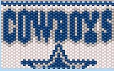 Name: 'Other : Cowboys Pilot Pen Cover Seed Bead Patterns, Beading Patterns, Beading Ideas, Penne, Farm Animal Crafts, Pilot Pens, Beaded Banners, Beaded Crafts, Crafts To Make And Sell