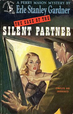 The Case of The Silent Partner by Biff Bang Pow, via Flickr