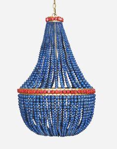 marjorie skouras design chandelier