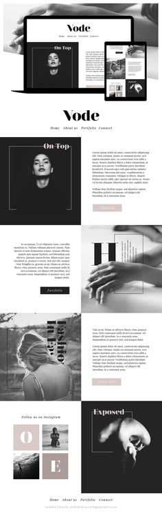 This website design is all about modern minimalism and editorial photography | Design by www.bigcatcreative.co | Minimalist Website Design | Typography | Minimalism | Black and White | Squarespace Website Design | Website Design for Photographers | Graphic Design | Editorial | Photography