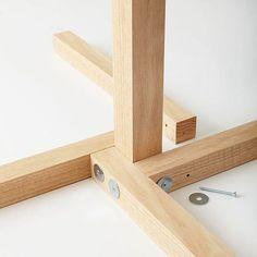 Resultado de imagen para percheros de pie de madera