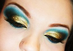 Cleopatra Inspired - Make-up and Looks - Eye Makeup Make Me Up, Eye Make Up, Real Beauty, Hair Beauty, Arabian Eyes, Cleopatra Makeup, Cool Eyes, Amazing Eyes, Makeup Inspiration