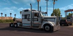 ATS Mods / American Truck Simulator Mods