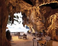 Rayvadee Grotto, Krabi, Thailand