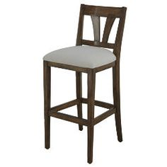 Barstool at Lorts counter stool avail Outside W 1