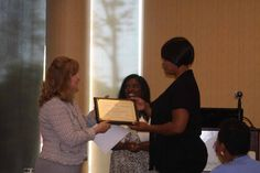 Member, Jas Boothe recognized for her organizations  efforts in making a difference in the world for homeless veteran females. www.wbis.biz