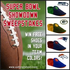 Win shoes at soft star!!!