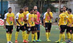 لاعبو اتحاد الحراش الجزائري يضربون عن التدريبات: دخل لاعبو فريق اتحاد الحراش الجزائري لكرة القدم في إضراب منذ 48 ساعة، احتجاجا على عدم…