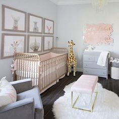 Project Nursery On Instagram Room Goals Loving This Chic E For A Sweet Baby Design Interiorsbymccall