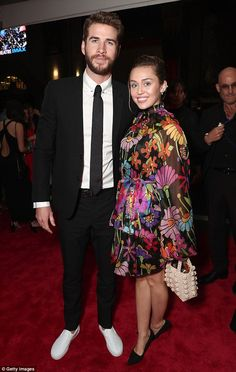 Picture Perfect The Duo Were Seen Cuddling Up Together On The Red Carpet As They