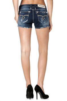 Miss Me Outfits, Rock Revival Jeans, Shopping Spree, My Outfit, Denim Shorts, Clothes, Future, Women, Fashion