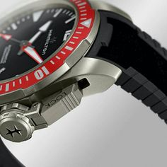 Hamilton Watch starts to do great for Diver watch Khaki Navy Frogman
