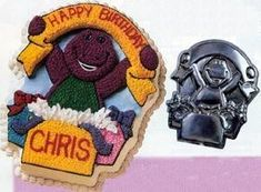 Barney Character Cake Pan >>> Details can be found by clicking on the image.(This is an Amazon affiliate link)