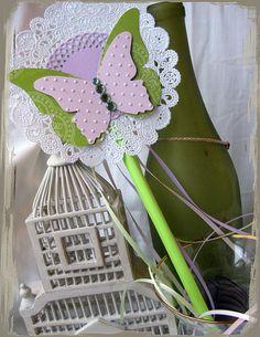 Butterfly Fairy Wand