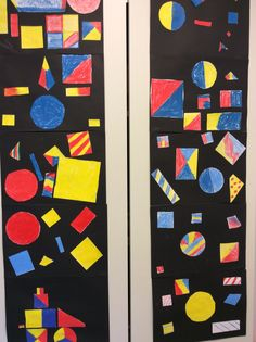 Geometriaa ja päävärejä