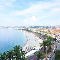Can hardly believe the tragic headlines coming out of Nice tonight. It is extremely difficult to try to grasp the violence + hatred that is happening in our world right now . . . What began as a happy celebration amongst family, friends, + community ended as a scene of chaos + horror. I'm not sure what to say, but I am sending all my love to the beautiful city of Nice. Instead of praying for peace we need to live it, in ways big + small. Be kind to each other, it's truly all we have.  P...