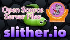 Slither.io Open Source Server Files - Slither.io Hack and Slitherio Mods