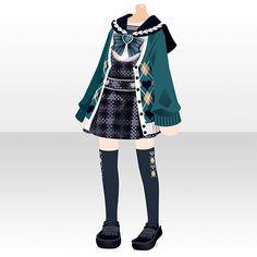 Koi Kurito Heart Knit | @ games - At Games -