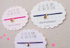bridesmaid proposal!! so cute!! <3