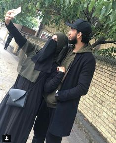 29da8cbfacad2 30 Best Muslim couples  niqab images in 2019