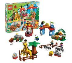 LEGO DUPLO 5635 Big City Zoo LEGO http://www.amazon.co.uk/dp/B001CQRRRU/ref=cm_sw_r_pi_dp_GeSVvb1KKTSAC