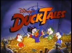 Oh yeah ,who didn't watch duck tails