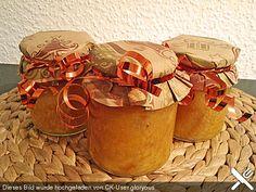 Quitten - Orangen - Marmelade, ein sehr schönes Rezept aus der Kategorie Herbst. Bewertungen: 38. Durchschnitt: Ø 4,4.